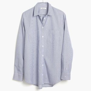 Madewell S button up shirt.